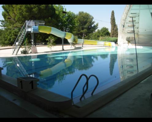 Quipements sportifs et aquatiques r agence for Construction piscine municipale